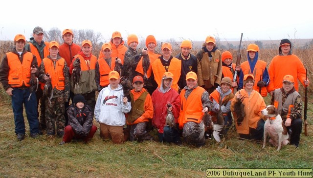 2006 Youth Pheasant Hunt